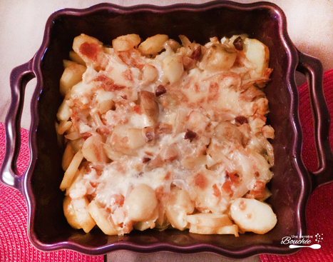 RECETTE DE LA TARTIFLETTE AU HADDOCK ET AU CHORIZO | <3 Food | Scoop.it