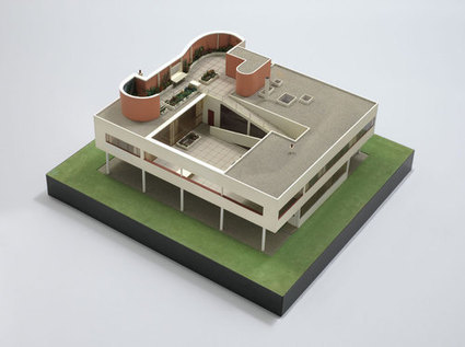 MoMA | Le Corbusier: An Atlas of Modern Landscapes | Formgivningsfag | Scoop.it