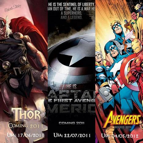 Los Vengadores en el cine: Arte conceptual del Hulk que veremos ... | VIM | Scoop.it
