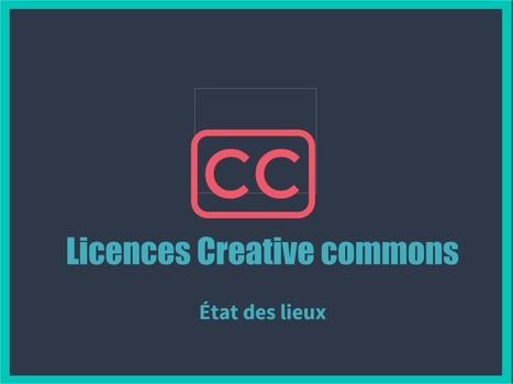 Licences Creative Commons : état des lieux | Ressources d'autoformation dans tous les domaines du savoir  : veille AddnB | Scoop.it