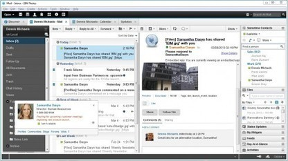 IBM Brings Social Business and Integration to Messaging | Enterprise Social Tools | Scoop.it
