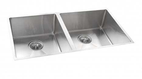 Undermount Sinks: Welcome to Bathroom Bazar, Sydney, Melbourne, and Australia | Mercer Stainless Kitchen Sinks | Scoop.it