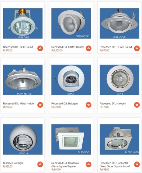Look for The Best Purpose Commercial Downlights | Commercial Lights | LED Lighting Products | LED Lights | Scoop.it