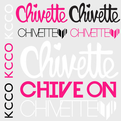#KCCO & #Chivette Sticker Pack Of 10 Decals - KCCOdecals.com | KCCO | Scoop.it