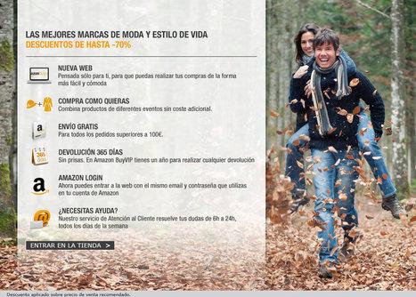 Amazon BuyVIP España | Compras On Line | Scoop.it