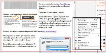 Capturando Pantallas con #GreenShot   Blog de Grupo U   E-Learning, M-Learning   Scoop.it