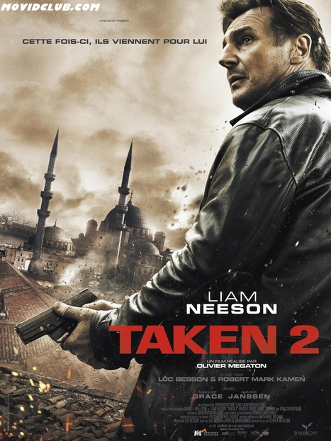 MOVID CLUB: TAKEN 2 (2012) 1080p BLURAY - One Click Download | MOVIDCLUB | Scoop.it