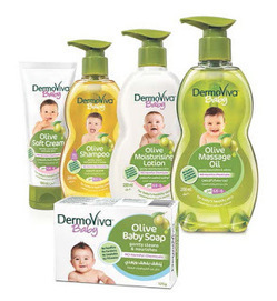 Product Placement – DermoViva Baby Range of Products | Sara | Scoop.it