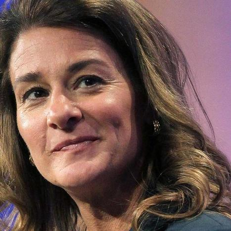 Melinda Gates: Tech's Responsibility to the Developing World | Media Psychology and Social Change | Scoop.it