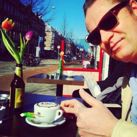 genieten mensen van het lekkere weer: | Attibassi Caffe Benelux BV ®  www.attibassi.nl | Scoop.it