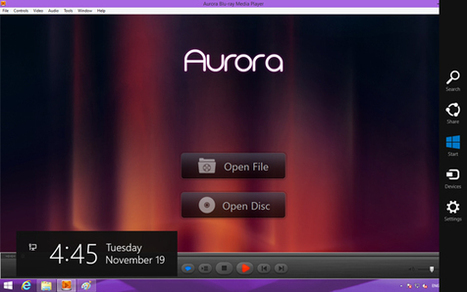 How to Play Blu-ray on Windows 8.1 PC | Aurora Official Blog | Blu-ray | Scoop.it