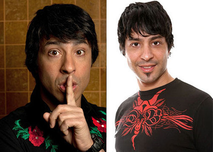 Arj Barker - Daily Multiracial | Mixed American Life | Scoop.it
