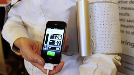 Télémédecine, données personnelles : comment les médecins comptent passer à la santé connectée | E-sante, web 2.0, 3.0, M-sante, télémedecine, serious games | Scoop.it