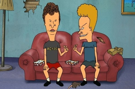 'Beavis and Butt-head' return to MTV | Transmedia: Storytelling for the Digital Age | Scoop.it