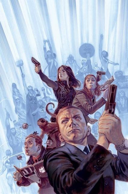 Primer vistazo al cómic de S.H.I.E.L.D. - Hobby Consolas | comics y + | Scoop.it