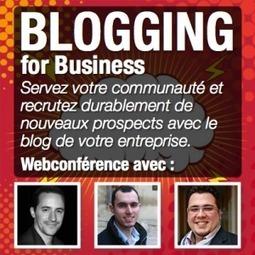 Booster son trafic et générer des prospects avec un blog d'entreprise [Infographie] | BLOGS | Scoop.it