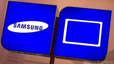 Samsung preparing 10.5-inch AMOLED tablet for next month, reports Korean press - Android Central | Samsung mobile | Scoop.it