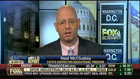 Neal McCluskey discusses college enrollment drops | TRENDS IN HIGHER EDUCATION | Scoop.it