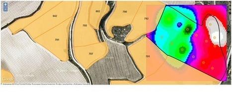 Vintios, tecnologías de la información geográfica en la gestión de viñedos   Tecnologías de la Información   Scoop.it