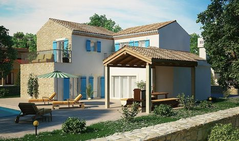 New stone houses - Malinska - Municipality Malinska - 132m2 - | Prestige Real Estate Krk | Scoop.it