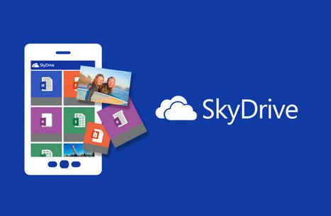 Microsoft gifts Windows Phone users with 20GB of free SkyDrive storage | Cloud Central | Scoop.it