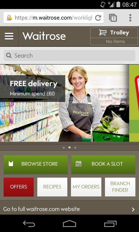 Mobile Ecommerce Website Best Practice: The Do's and Don'ts | Digital Marketing | Scoop.it