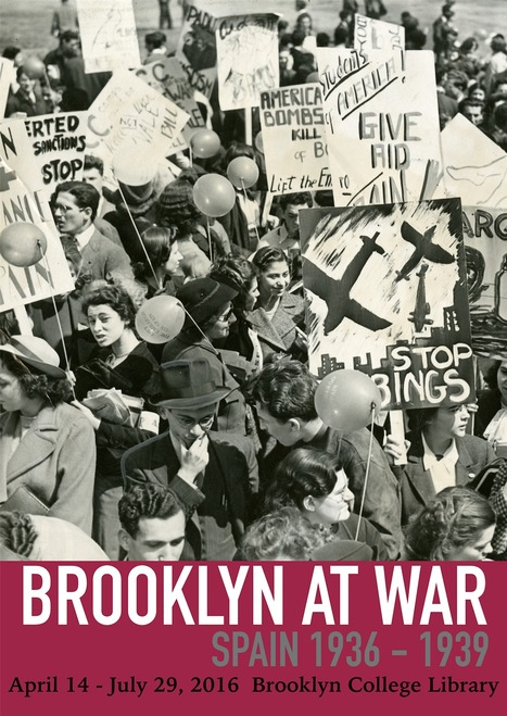 David Rodríguez-Solás Invited Panelist at Opening of Brooklyn Exhibit to Honor Spanish Civil War Volunteers | The UMass Amherst Spanish & Portuguese Program Newsletter | Scoop.it