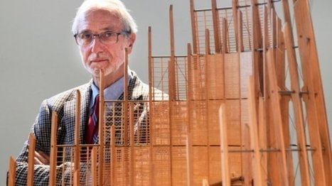 Star de l'architecture, Renzo Piano, se bat contre la force de gravité | Immobilier | Scoop.it