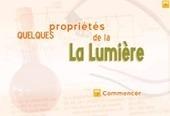 Quelques propriétés de la lumière | bacpro_nadar | Scoop.it