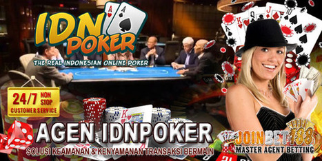 Joinbet188 Agen IDNPoker Terpercaya | Agen Bola | Judi Online | Casino Online | Taruhan Bola | Prediksi Bola Hari Ini | Scoop.it