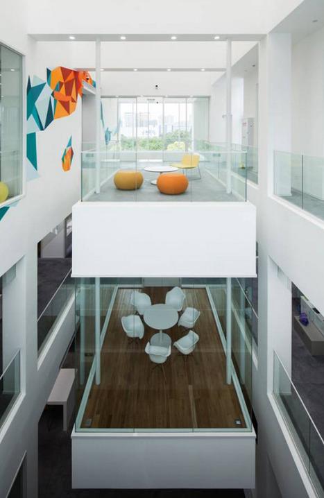 A Shanghai, des bureaux deviennent un incubateur | Architecture et Construction | Scoop.it