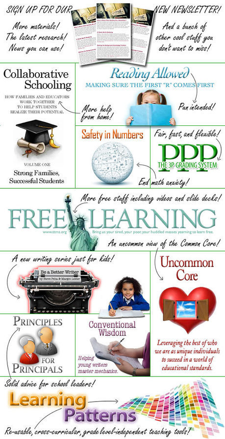 Welcome to Teaching That Makes Sense! | Leadership and Professional Development | Scoop.it