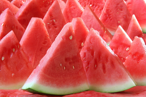 Why Watermelons are Healthy Summer Snacks | eCellulitis | Healthy Food Tips & Tricks | Scoop.it