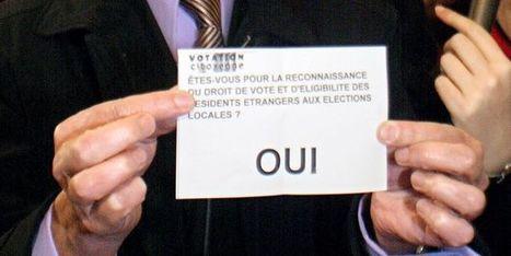 L'appel de 75 députés PS pour le droit de vote des étrangers aux élections locales | 694028 | Scoop.it
