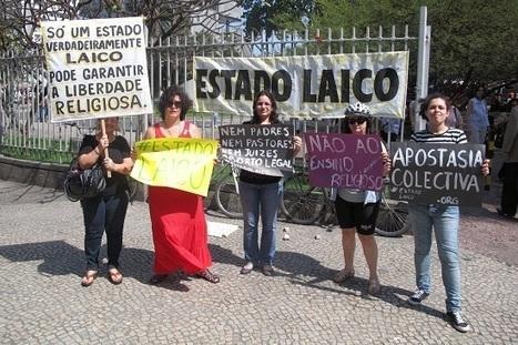 Demoníacas: injúrias de fundamentalistas cristãos contra a luta das mulheres e contra o avanço na garantia de direitos humanos, sexuais e reprodutivos | Gauche na vida | Scoop.it