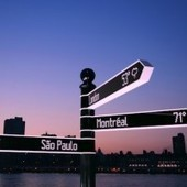 A High-Tech Street Sign That's Plugged Into Social Media - Wired | Transmedia Landscapes | Scoop.it