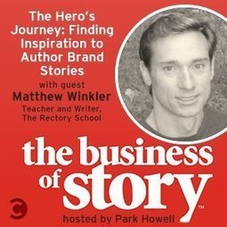 The Hero's Journey: Finding Inspiration to Author Brand Stories | Story and Narrative | Scoop.it