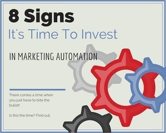 8 Signs You Should Invest in Marketing Automation | Traffic Generation Strategies | Scoop.it