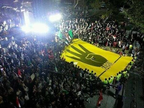 Erdogan Launching 'Simbol 4 Jari' Simbol Perlawanan dan Keteguhan Rakyat Mesir - PKS PIYUNGAN | #R4BIA | Scoop.it