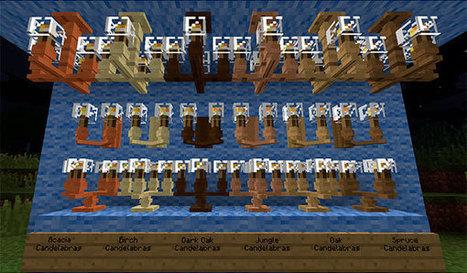 Missing Pieces Mod para Minecraft 1.10.2 | Minecraft | Scoop.it