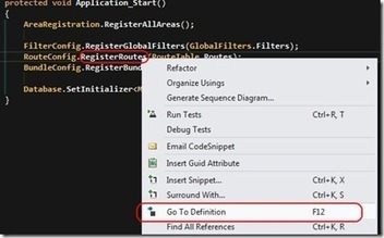 ASP.NET MVC 4: Where Have All The Global.asax Routes Gone? | DZone | .NET coding | Scoop.it