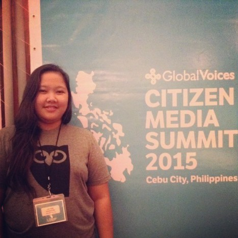 3 Quotable Quotes at the Global Voices Summit 2015 - Gay Aida Dumaguing | Business and Online | Scoop.it