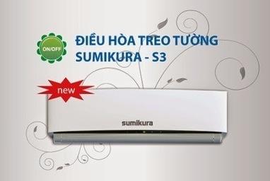 Dòng sản phẩm điều hòa treo tường sumikura S3 « ĐIỀU HÒA CHO MỌI NHÀ | điều hòa cho mọi nhà | Scoop.it