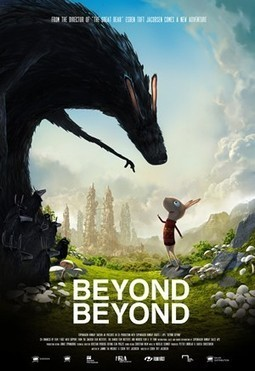 Details And First Stills From Esben Toft Jacobsen's BEYOND BEYOND | Animation News | Scoop.it