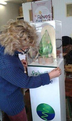 Spiru'Breizh - Des fontaines de spiruline marine fraîche!   Algues en Bretagne   Scoop.it
