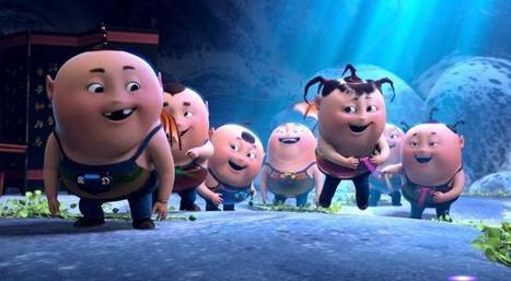 Light Chaser Animation, la competencia para Pixar también llega desde China | tquark | Scoop.it