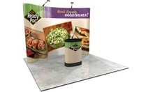 MD&M West Trade Show Exhibitors Get Exclusive Promotion on Curved Graphic Pop Up Displays | Pop up Display Promotion | Scoop.it