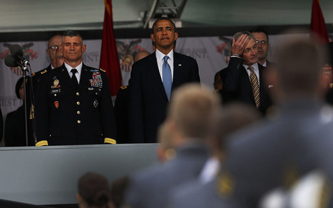 Obama signals less direct military action for U.S. in foreign policy shift   Al Jazeera America   Politics   Scoop.it