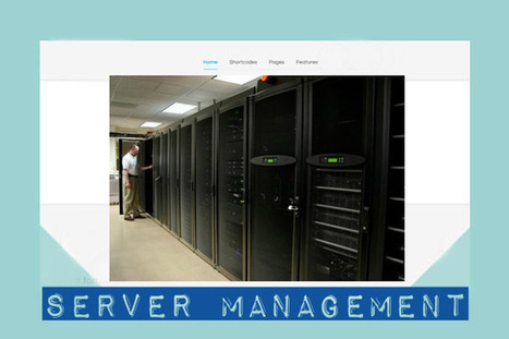 Server Management Bristol – Details Of Different Kinds Of Servers | IT Support Bristol | Scoop.it