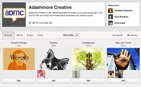 How to Use Pinterest to Build Your Brand | Business 2 Community | Pinterest | Scoop.it